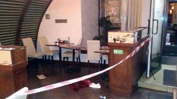 Милиция поведала острельбе вкиевском ресторане