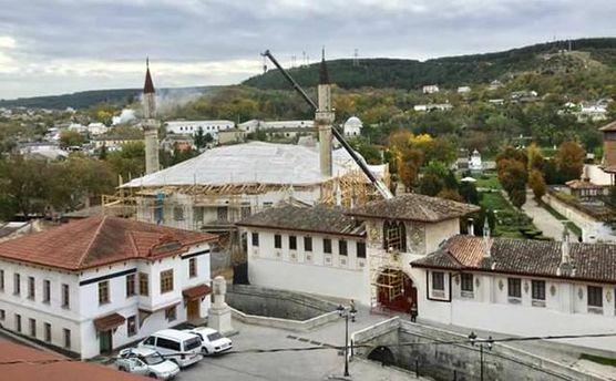 Журналіст розповів про знищення однієї зпам'яток Криму при «реставрації»