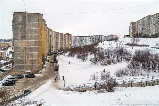Сєвероморськ
