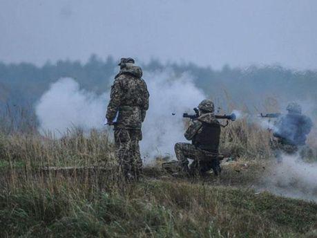 Боевики 15 раз нарушили режим тишины на Донбассе