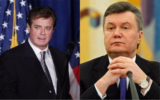 ФБР узнает, отмывалли Манафорт деньги для Януковича