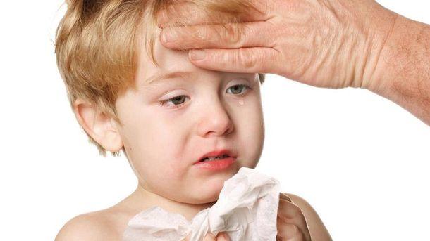 ВоЛьвове пятеро детей отправлены вмед. учереждение поподозрению наменингит