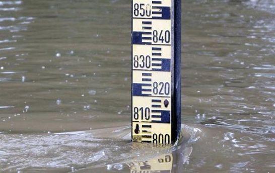 В реках Украины поднимается уровень воды