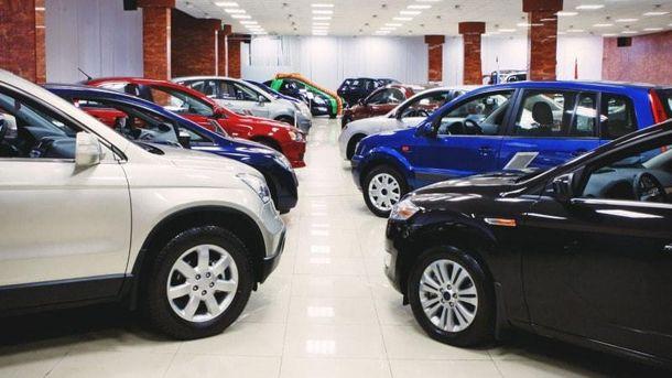 Украинцы потратили на новые автомобили 41 миллиард гривен