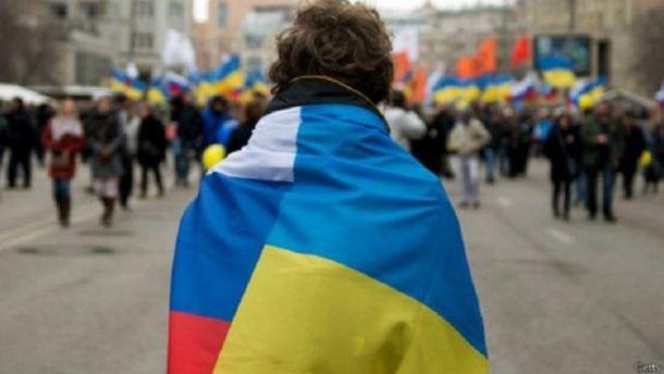 Результаты опроса Украина – Россия