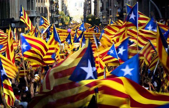 Каталонія погодилась на розпуск свого парламенту