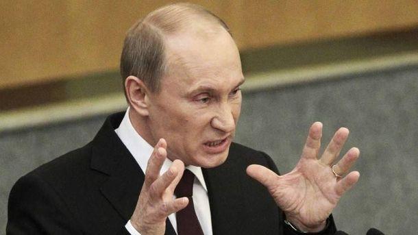 Путін налякав росіян новою теорією про біологічні матеріали