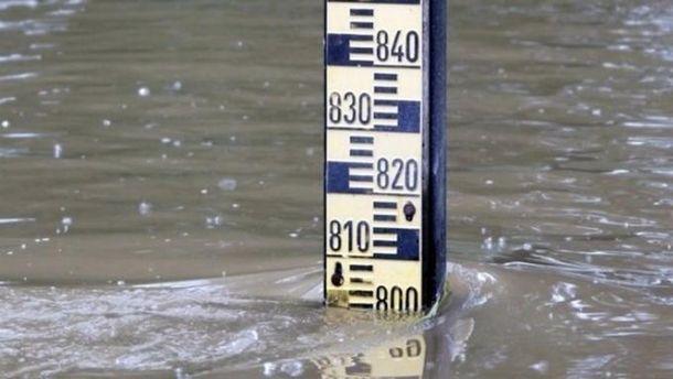 Уровень воды в реках может вырасти
