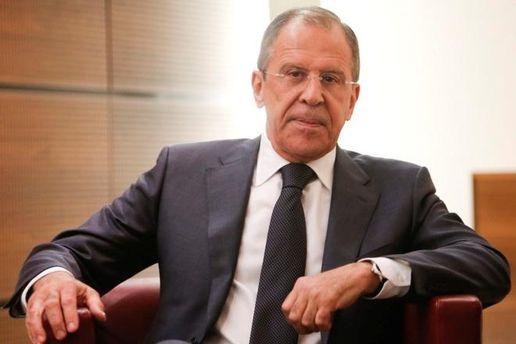 Лавров заявив про дискримінацію росіян в Україні та Балтії