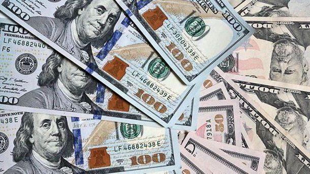 Курс валют НБУ на 1 листопада