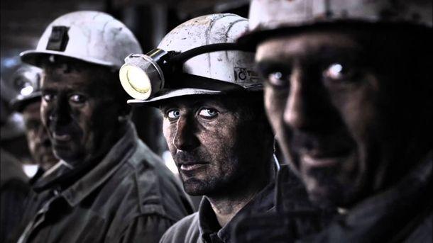 Горняки «Родинской» шахты остаются под землей взнак протеста