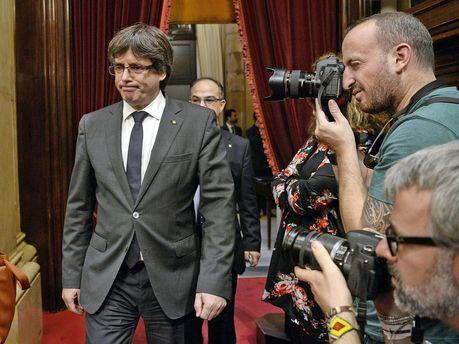 Суд отменил независимость Каталонии