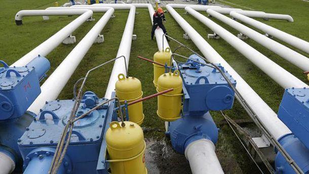 Польша будет хранить газ в украинских хранилищах