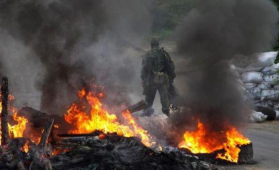 Боевики уменьшили интенсивность обстрелов наДонбассе