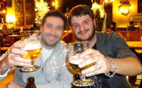 Син Авакова (праворуч) перебуває в ІТТ