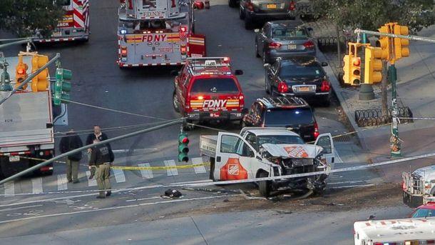 ЗМІ: Теракт навелосипедній доріжці вНью-Йорку скоїв уродженець Узбекистану
