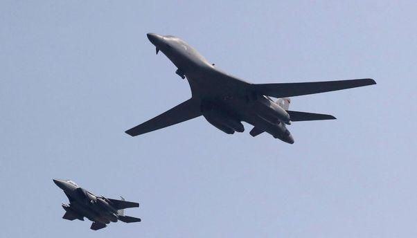 Россия и США направили бомбардировщики к границам КНДР