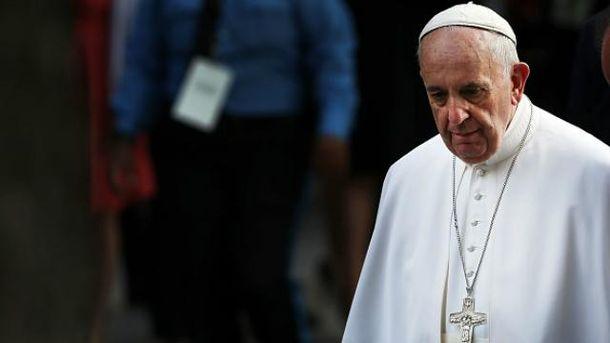 Папа Франциск зізнався, що іноді засинає під час молитви