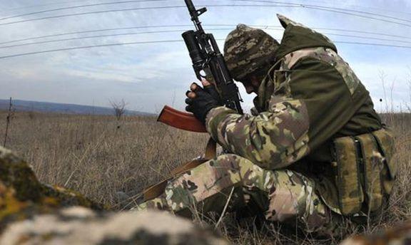 В зоне АТО военный по неосторожности убил сослуживца