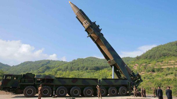 Через полгода КНДР примет навооружение ракеты, способные достигнуть территории США