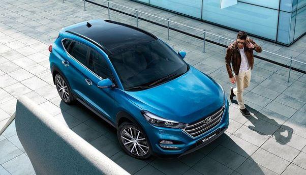 Спеціальна пропозиція на популярні комплектації Hyundai Tucson