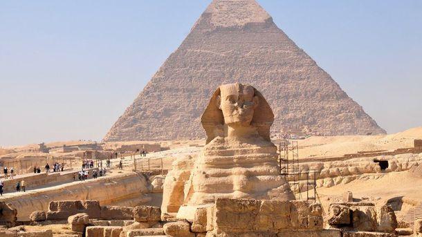 В піраміді Хеопса вперше виявили потаємну кімнату