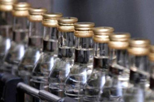 В Україні впало виробництво та споживання спирту