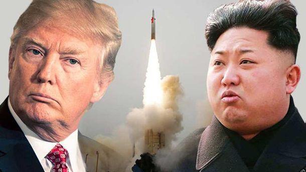 ВСША сообщили озавершении времени для мирного решения проблемы КНДР