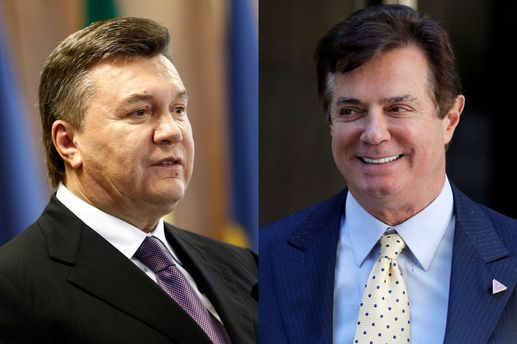 Українські олігархи, пов'язані з Януковичем, опинилися в зоні ризику через арешт Манафорта