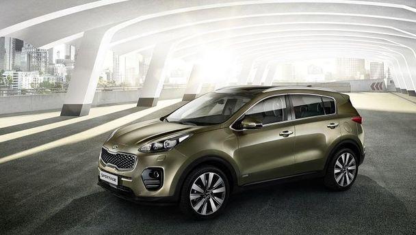 Лідер українського ринку Kia Sportage доступний за спеціальною ціною від 499 000 грн