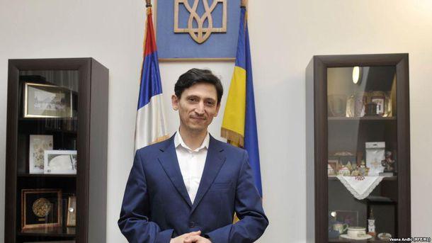 МИД Украины вызвал украинского посла вСербии Александра Олександровича наконсультации