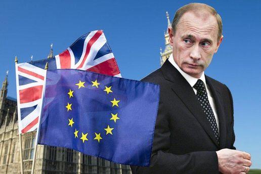 Путін міг посприяти зупиненню процесу виходу Британії з ЄС
