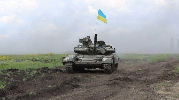 НаДонбассе засутки трое украинских военных получили ранения— штаб АТО