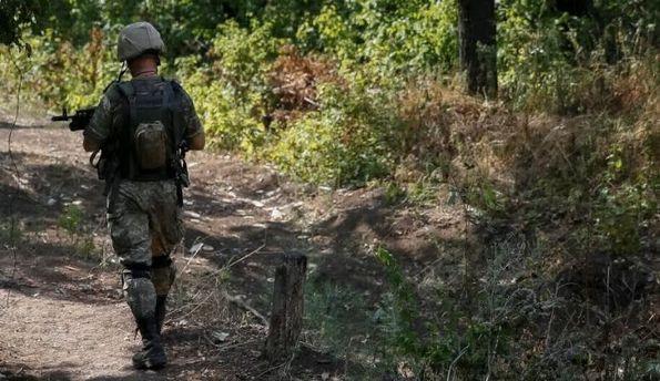 ВЛуганской области задержала военнослужащего-дезертира
