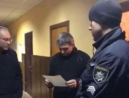 Патрульные Харькова задержали следователя полиции, который ведет резонансное дело Алены Зайцевой