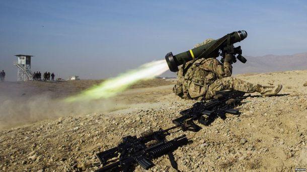 У США есть три варианта передачи Украине летального оружия