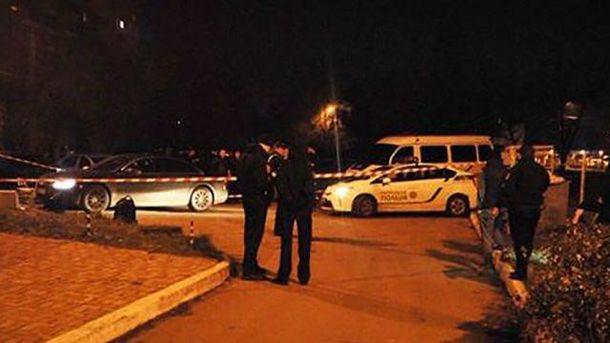 Кримінальна ніч в Україні
