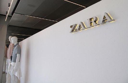 Zara потрапив в скандал