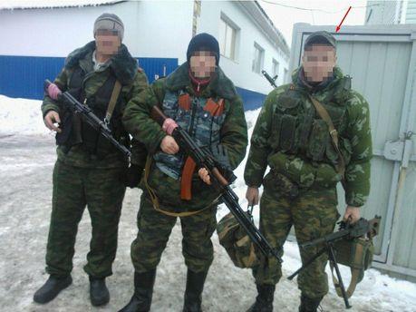 У Харківській області СБУ затримала бойовика