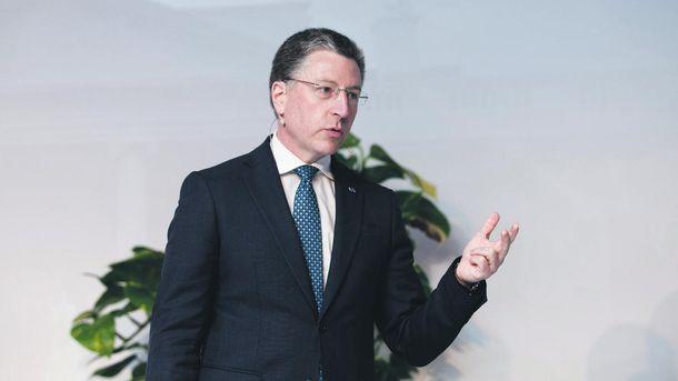 Волкер назвал варианты последующих действий Российской Федерации наДонбассе