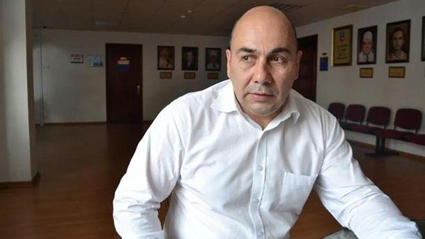 Заместитель мэра Черкасс Геннадий Шевченко
