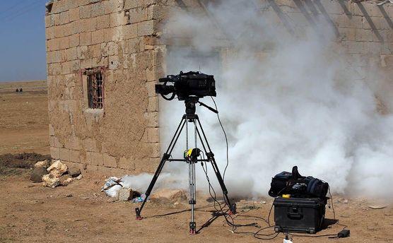 Російські журналісти, що постраждали у Сирії, працювали на пропагандистські ресурси
