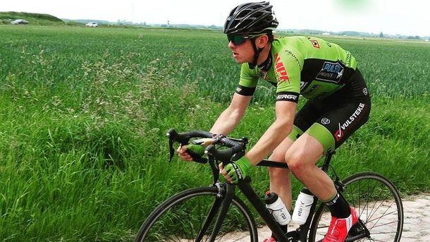 Велогонщик Бьярне Ванакере