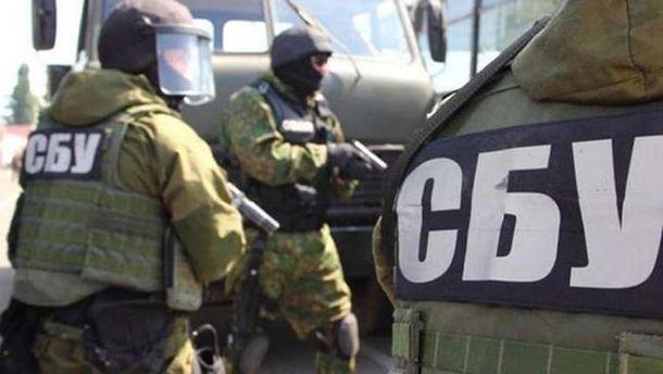Близько 1 400 працівників СБУ залишилися в анексованому Криму