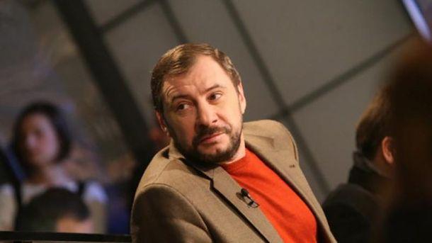 Пропагандист Кремля Захар Виноградов