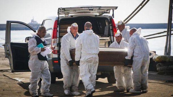 На лодке с мигрантами обнаружили тела 26 женщин