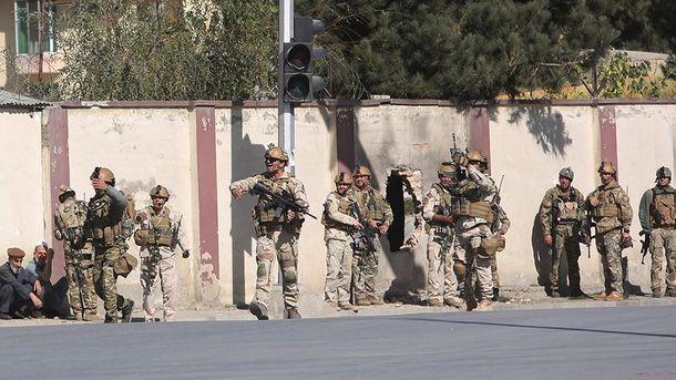 «Ісламська держава» взяла відповідальність заатаку нателеканал вАфганістані