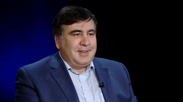 Саакашвілі отримав документ налегальне перебування вУкраїні