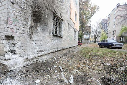 СЦКК заявив про вибух складу боєприпасів бойовиків біля Донецька