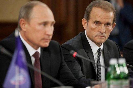 Охранники Медведчука: На корреспондентов «Схем» снова напали, приблизительно